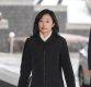 [포토] 검찰 출석한 조윤선 전 정무수석