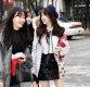 [ST포토] 러블리즈 케이, '추위도 이겨낸 봄 패션'