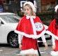 [ST포토] 블라블라, '각선미 드러낸 미녀 산타'
