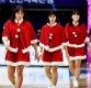 [ST포토] 이주연 이소정 나윤정, '동갑내기 산타'