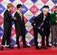 [ST포토] 방탄소년단 슈가, '가요대전 첫 출연 기념 퍼포