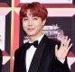 [ST포토] 방탄소년단 제이홉, '매력적인 빨간 머리'