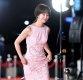 [ST포토] 명세빈 '핑크 드레스'