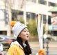 [ST포토] 장윤주, '리사! 엄마 송화봉송한다'