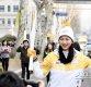 [ST포토] 장윤주, '파이팅!'