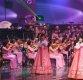 [포토]공연 선보이는 북한 삼지연 관현악단
