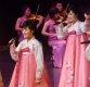 [포토] 북한 예술단, '고운 음악과 몸짓'