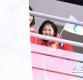 [ST포토] 북한응원단 '밝은 미소'