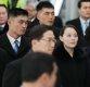 [포토] 남한 도착한 김여정 북한 중앙위원회 제1부부장