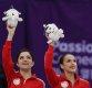 평창 동계올림픽의 미녀 선수들