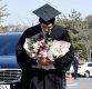 [ST포토] 박보검, '졸업 축하 감사합니다'