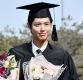 [ST포토] 학사모 쓴 박보검, '훈훈하네'