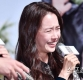 [ST포토] 송지효, '웃다가 눈물이..'