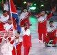 [포토]패럴림픽 개회식, 한국과 북한 따로