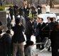 [포토]검찰 앞 차량에서 내린 이명박
