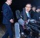 [포토] 검찰청사 나서는 이명박 전 대통령