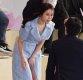 [ST포토] 백지영, '북한 가는데 이렇게 과감한 의상?'