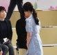 [포토] 백지영, 북한 가는데 이렇게 과감한 의상을?