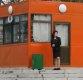 [포토]단순한 디자인의 북한 꽃집