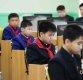 [포토]진지한 눈빛의 북한 컴퓨터 신동들