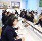 [포토]진지하게 학습하는 북한 과학신동들