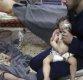 '아이들이 화학무기로 죽었다'…트럼프, 시리아에 칼 빼들까
