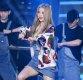 [ST포토] 정화, '춤추기 불편한 치마'