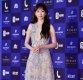 [ST포토] 진기주, '착시 누드톤 드레스'