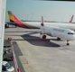 아시아나항공 여객기, 터키 공항서 활주로 이동 중 충돌