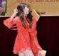 [ST포토] 유니티 의진, '춤추며 퇴장'
