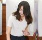 [ST포토] 수빈, '수수한 패션으로 투표 완료'