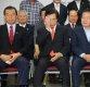 """[6·13 민심]출구조사 '참패'…김성태 """"정당 역사상 최악의 결과"""""""