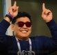마라도나, 동양인 비하 해명 &quot우리를 응원하는 아시아 소년 보고 반가워서 그만&quot