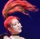[ST포토] 모모랜드 제인, '폭풍 댄스에 머리카락이 휘청'