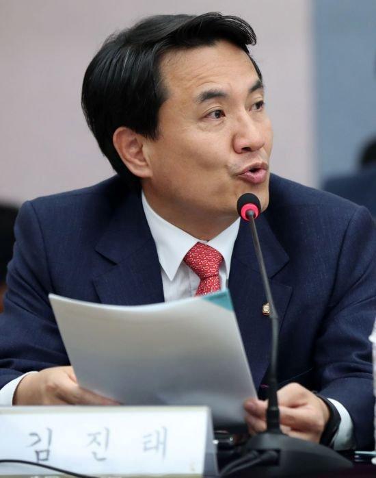김진태 의원 보좌관, 음주운전으로 불구속 입건…면허정지 수준