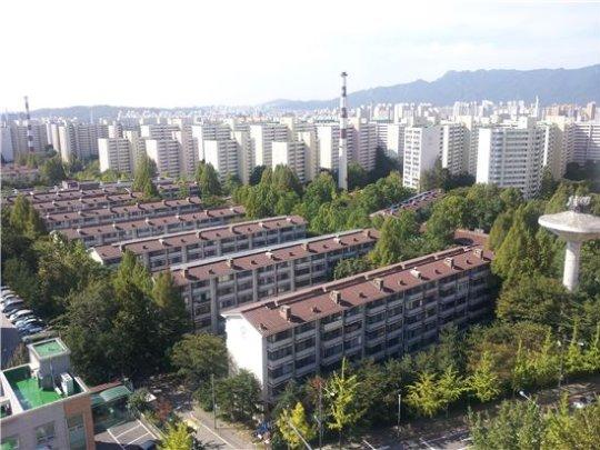 노원 아파트값 서울 꼴찌 수준인데…민망한 '투기지역' 훈장