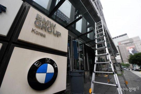 BMW 또 무더기 리콜‥118d 등 6만5000대 추가리콜