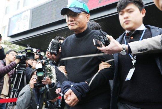 경찰, 양진호 '청부살인 혐의' 불기소 의견 송치