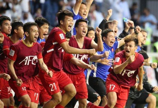 중국, 2회 연속 8강행…베트남은 12년만