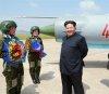 북한 첫 여성 초음속 전투기 비행사 탄생