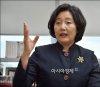 """박영선 \""""당대표 요청 온다면 고민 해보겠다\""""…김종인에 대한 평가는?"""