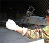 F-5전투기 '특수 타이어·백미러' 장착한 이유