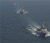 남북, 장군멍군식 대규모 군사훈련…이번엔  해상기동훈련