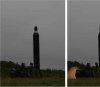북이 공개한 무수단미사일 사진은