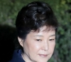 허리 아파 증인 못나간 박근혜, 본인 재판에선 밝은 표정