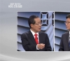 """'대선 2차 TV 토론' 홍준표, 유승민에 """"이정희 같다…주적은 문재인"""""""