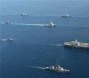 美軍, 트럼프 방한 앞두고 항공모함 3개 전단 태평양 배치