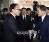 박원순의 이명박 고소…전·현 정권 충돌로 번지나
