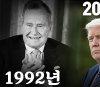 ①美대통령의 국빈방문, 25년 전에는 이랬다