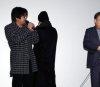 문재인 대통령, 영화 1987 관람…강동원, 무대인사서 뒤돌아 눈물 훔쳐